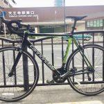 人生初サイクリング with ロードバイク