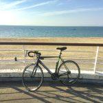 二色の浜サイクリング